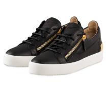 Sneaker FRANKIE STEEL - SCHWARZ/ GOLD
