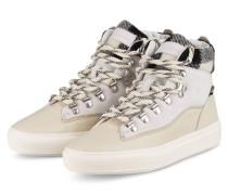 Hightop-Sneaker - BEIGE/ HELLGRAU
