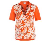 Poloshirt INJA - orange