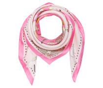 Seidentuch - hellrosa/ pink