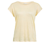 T-Shirt FAYLINN aus Leinen