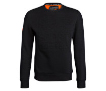Sweatshirt GYM TECH EMBOSSED CREW