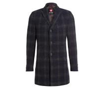 Mantel MALFOY - blau/ grau