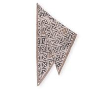 Dreieckstuch aus Cashmere