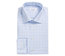 Hemd Contemporary-Fit - blau