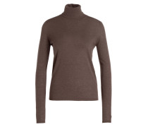 Cashmere-Pullover ROCKDALE - taupe