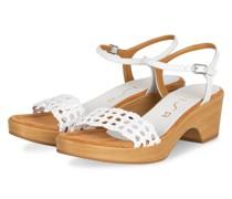 Sandaletten ILOBI - WEISS