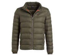 Steppjacke 4SEASONS - khaki