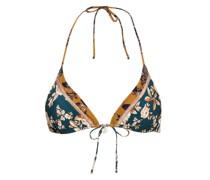 Triangel-Bikini-Top OTTOMANE FLOWER mit