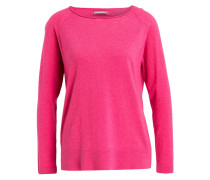 Pullover mit Cashmere-Anteil - pink