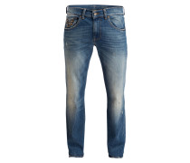 Jeans SLIMMY Slim-Fit - mid blue