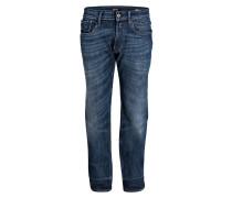 Jeans NEWBILL Comfort-Fit - blau