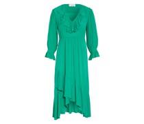 Kleid RYM mit Volantbesatz
