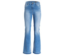 Flared-Jeans NORAH