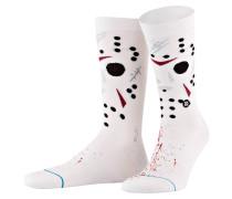 Socken JASON - weiss