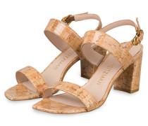 Sandaletten AUSTINE 75 - NUDE