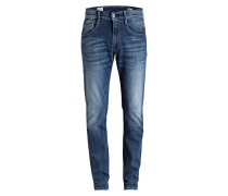 Jeans ANBASS Slim-Fit - 009 dark blue