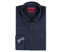 Hemd C-JOEY Slim-Fit - navy