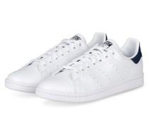 Sneaker STAN SMITH - WEISS/ DUNKELBLAU