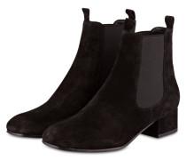 Chelsea-Boots TESSA - schwarz