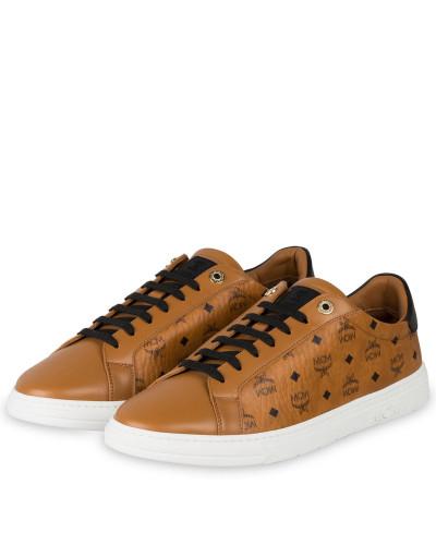 Sneaker - COGNAC/ SCHWARZ