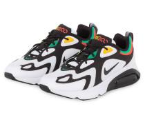 Sneaker AIR MAX 200 - WEISS/ SCHWARZ