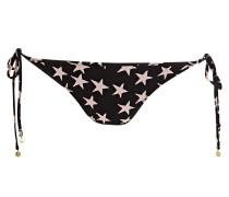 Bikini-Hose VANITY - schwarz/ nude