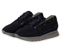 Plateau-Sneaker RISE X - DUNKELBLAU