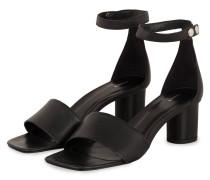 Sandaletten SANDY - SCHWARZ