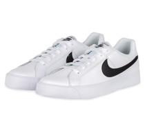 Sneaker COURT ROYALE AC - WEISS/ SCHWARZ