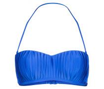 Bandeau-Bikini-TOP SEAFOLLY - blau