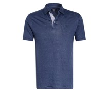 Poloshirt aus Leinen Classic Fit