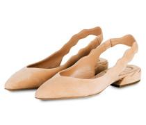 Sling-Ballerinas LAURENA - REEF SHELL