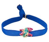 Armband LIZZARD - blau