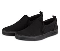 Slip-on-Sneaker MILESEND EVANS - schwarz