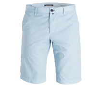 Chino-Bermudas RESO Regular-Fit - blau