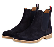 Chelsea-Boots - marine