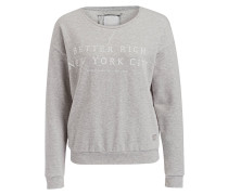 Sweatshirt SWEAT NYC - grau