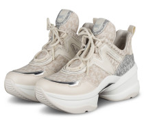 Plateau-Sneaker OLYMPIA - NATURAL