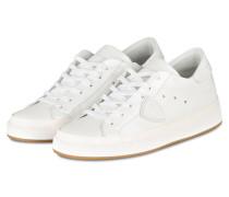 Plateau-Sneaker LAKERS - weiss
