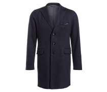 Mantel mit Einstecktuch
