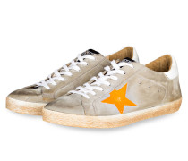 Sneaker SUPERSTAR - grau/ orange