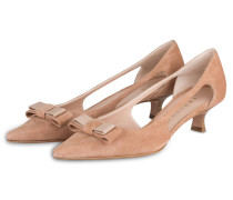 Cut-Out-Pumps - nude