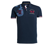 Piqué-Poloshirt FANDON Slim-Fit