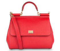 Handtasche MISS SICILY REGULAR - rot
