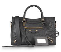 Handtasche CLASSIC MINI CITY - grau