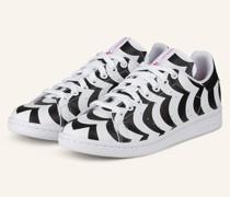 Sneaker STAN SMITH - SCHWARZ/ WEISS