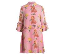 Kleid MARCEAU - pink/ grün/ gelb