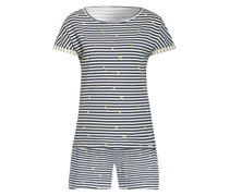 Shorty-Schlafanzug PALM TREE SLEEP