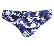Bikini-Hose SECRET GARDEN - navy/ weiss